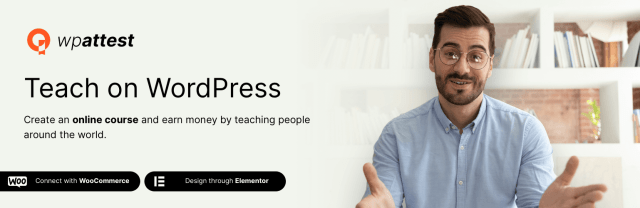 LMS Plugin – eLearning, Online Courses by Attest