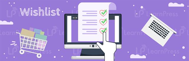 LearnPress – Course Wishlist