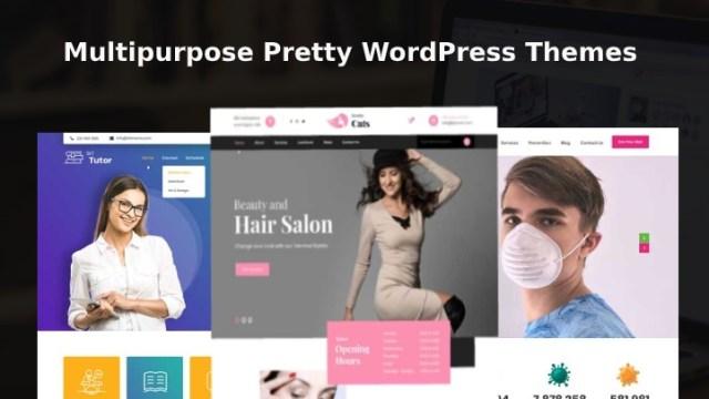 Pretty WordPress Themes