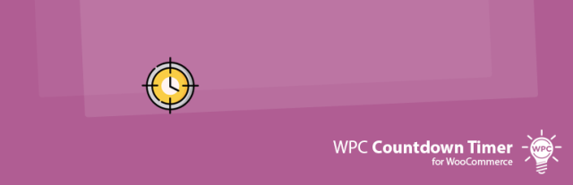 WPC Countdown Timer for WooCommerce