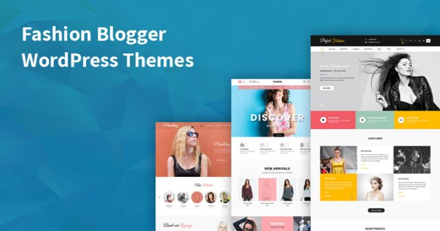 fashion blogger WordPress themes