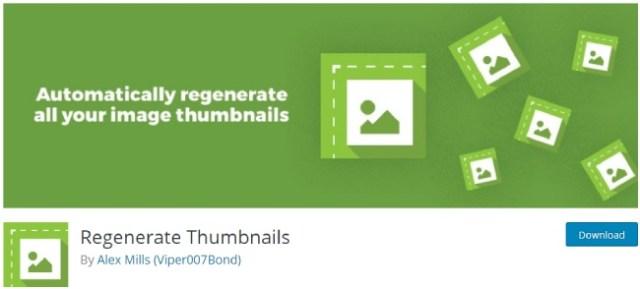 regenerate thumbnail