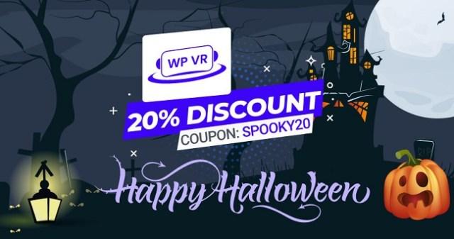 WPVR Halloween Banner