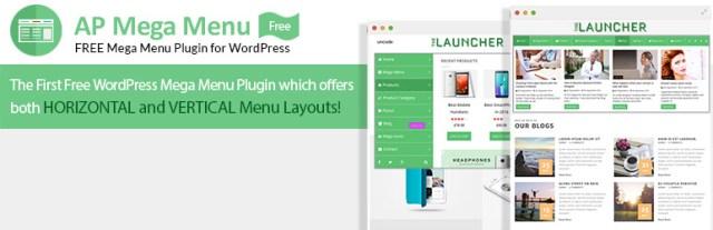 Mega Menu Plugin for WordPress - AP Mega Menu