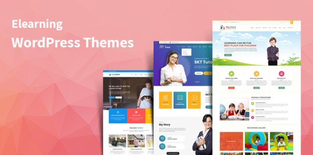 elearning WordPress themes