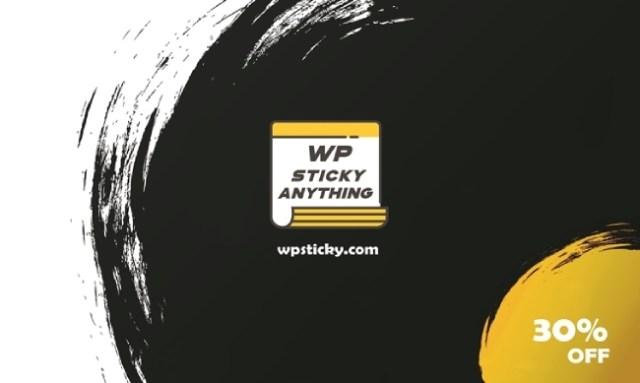 wp sticky