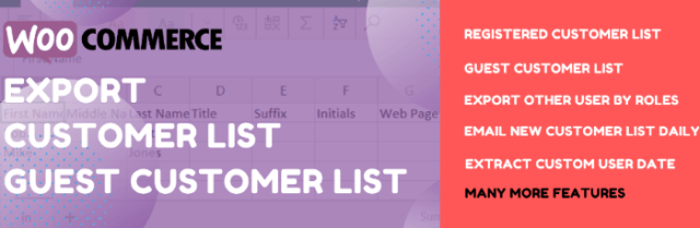 Exporting and Importing WooCommerce Customers