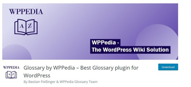 Glossary by WPPedia