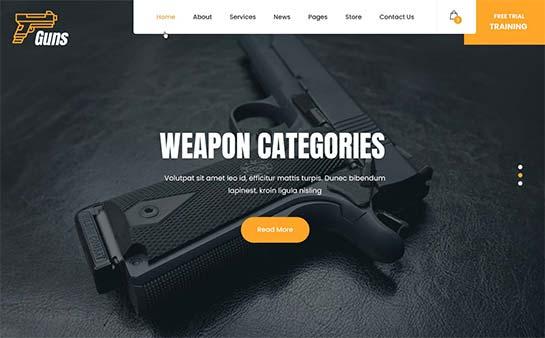 SKT Guns