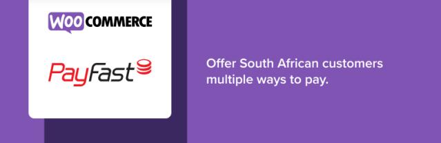 WooCommerce PayFast Gateway