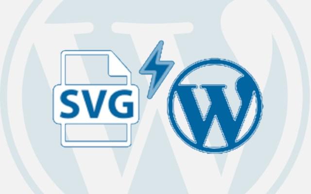 SVG WordPress