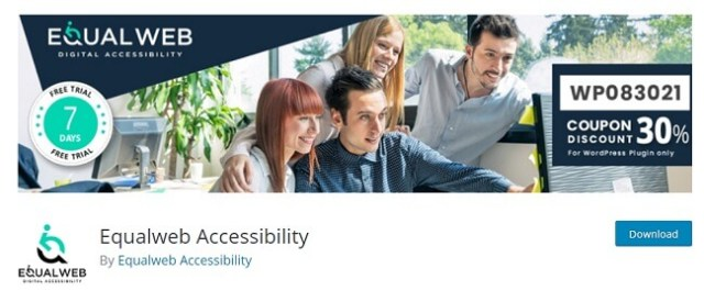 Equalweb accessibility