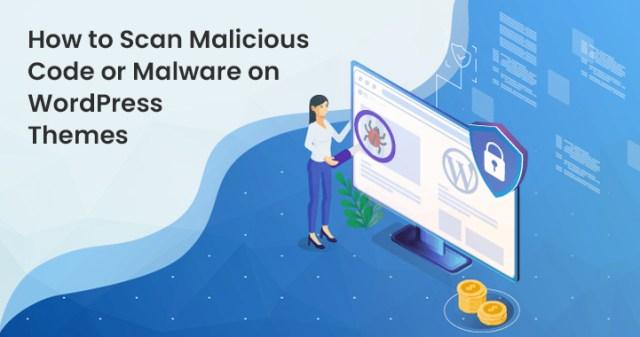 Scan Malicious codes