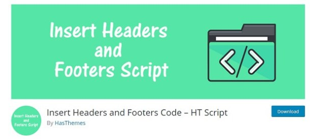 Insert headers and footers by hasthemes