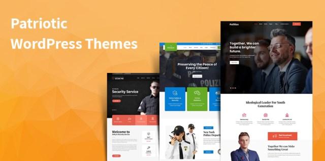 Patriotic WordPress Themes