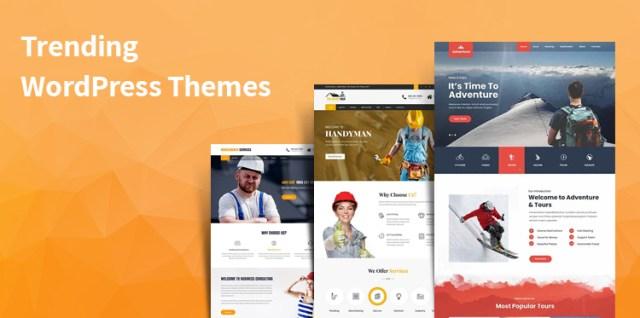 Trending WordPress Themes