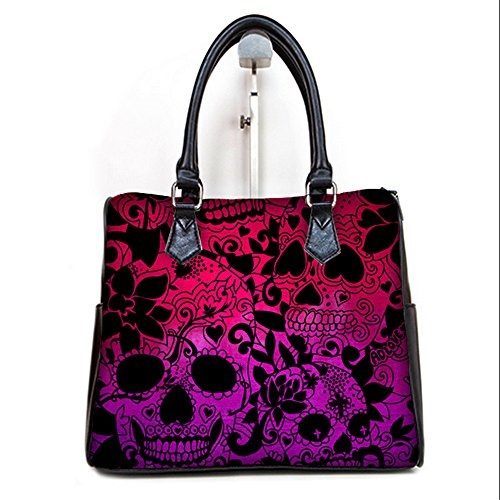 Womens Skull Handbags  Womens Skull Accessories