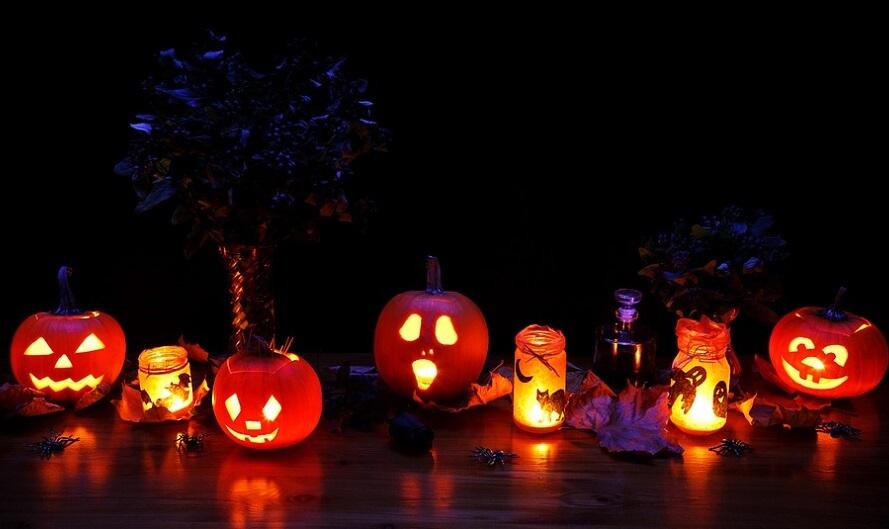 Prepárate con más de 20 decoraciones de Halloween para interiores 6