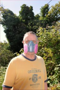 Always Use a Mask that Filters Fungal Spores when Working with Any Guano