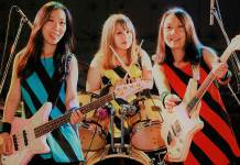 Shonen Knife Are Back!