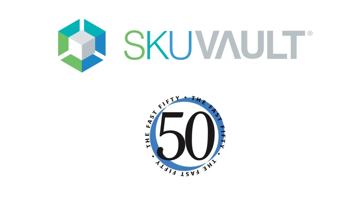 SkuVault Makes the Fast 50