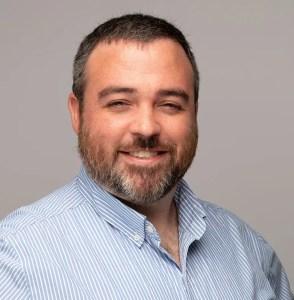 portrait of Chris Prather