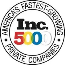 Inc 5000 Logo - America's Fastest-Growing Private Companies