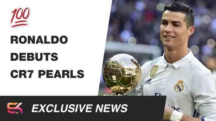 c1e138b93b3 Ronaldo Debuts Mercurial Superfly CR7 Vitórias Football Boots