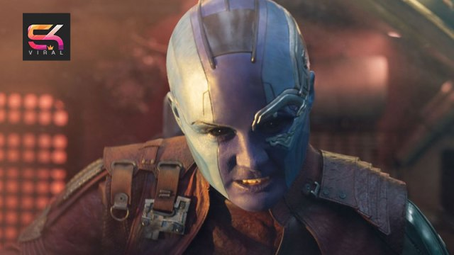 Guardians of the Galaxy Vol 2 Review - Nebula