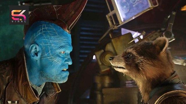 Guardians of the Galaxy Vol 2 Review - Yondu Rocket