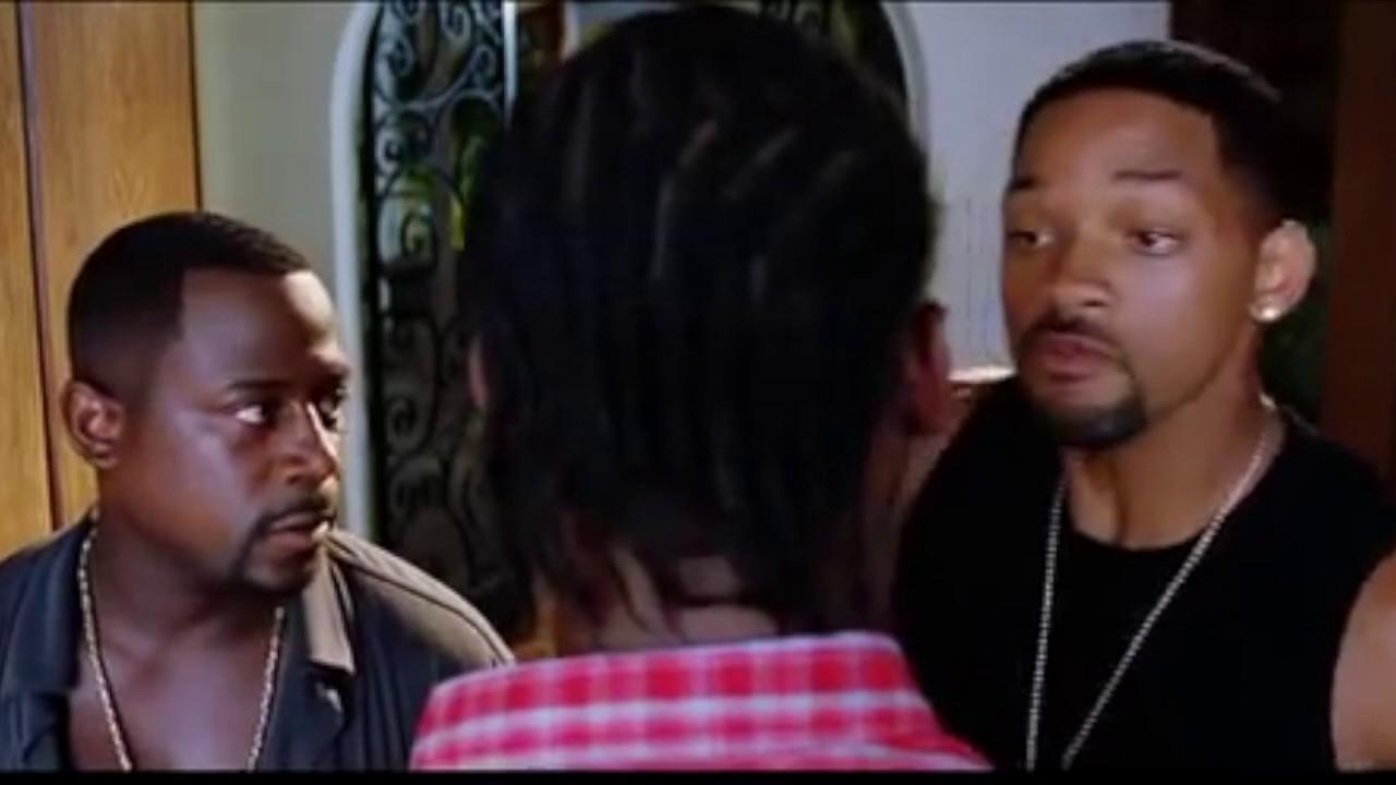 Bad Boys II Boyfriend Scene – Will Smith & Martin Lawrence