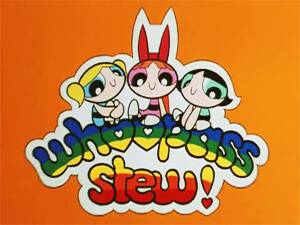 Title card for 'Whoopass Stew!', the precursor to PPG.