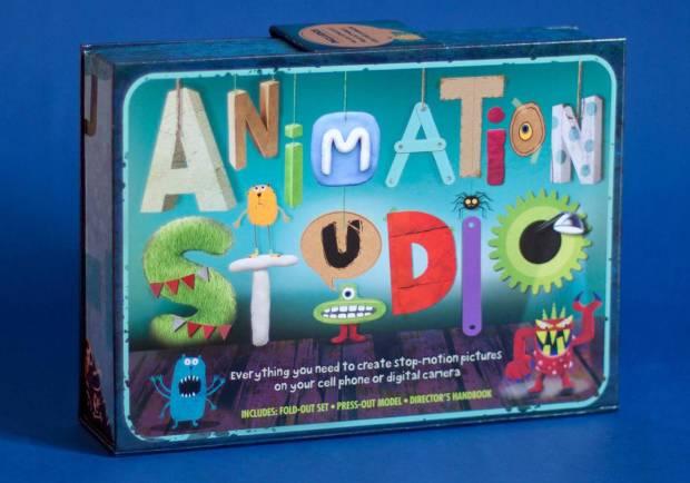 Animation Studio Box