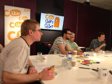 Citv selection day