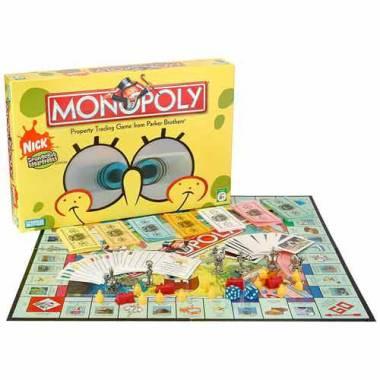 spongebob-monopoly