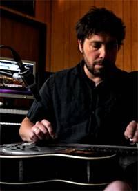 Composer Mark Orton