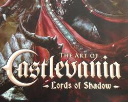 """The Art of Castlevania: Lords of Shadow"" Book review"