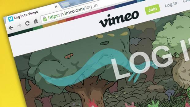 Vimeo example