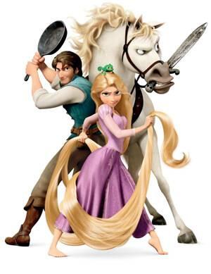 Tangled (©2010 Disney)