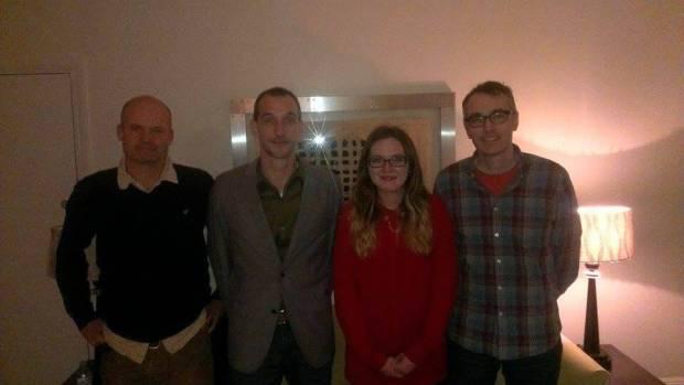 Steve, Fiona & Boxtrolls
