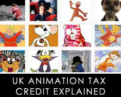 The UK Animation Tax Break Explained In 5 Minutes
