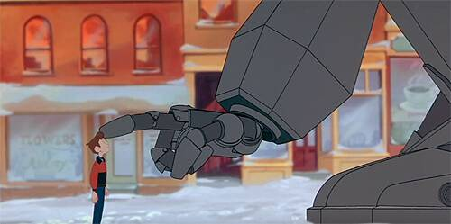 The Iron Giant: Signature Edition (Dir. Brad Bird)