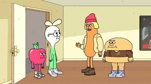 Apple and Onion (Cartoon Network/George Gendi)