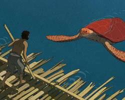 Podcast: Michaël Dudok de Wit (The Red Turtle)