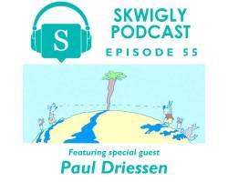 Skwigly Animation Podcast #55 – Paul Driessen