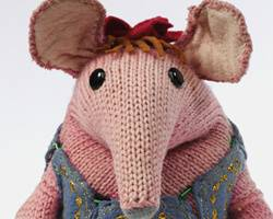 Clangers, Bagpuss & Co at the V&A Museum of Childhood