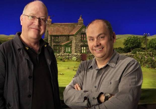 Shaun the Sheep Movie(2015) directors Richard Starzak and Mark Burton knew what they were doing