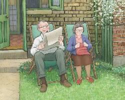 Podcast: Roger Mainwood & Robin Shaw ('Ethel & Ernest')