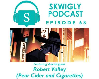 Skwigly Animation Podcast #68 – Robert Valley