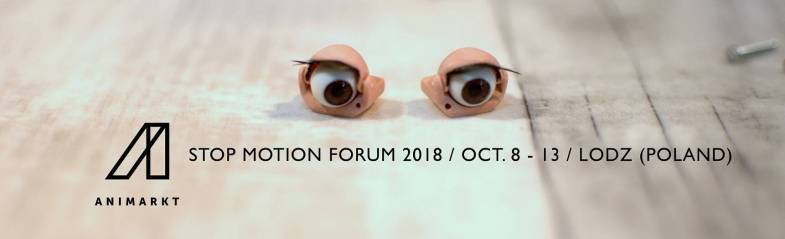 Animarkt Stop Motion Forum 2018